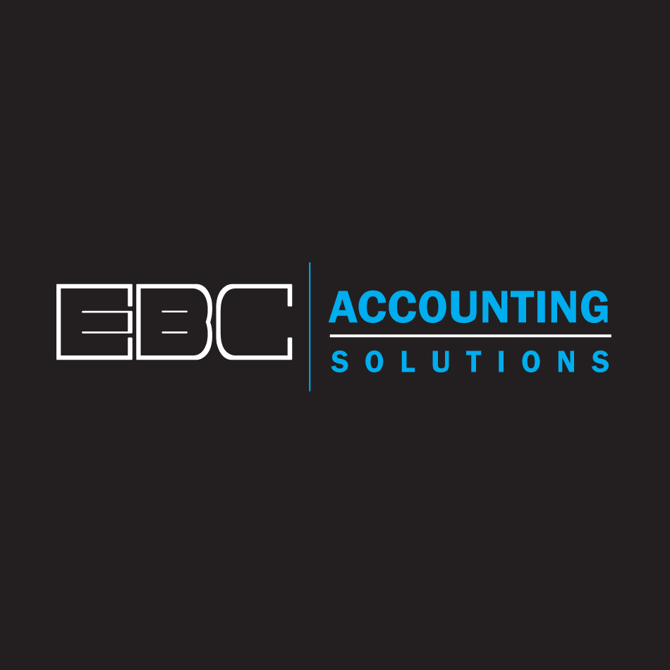 Logo Design by moonflower - Entry No. 37 in the Logo Design Contest New Logo Design for EBC Accounting Solutions.