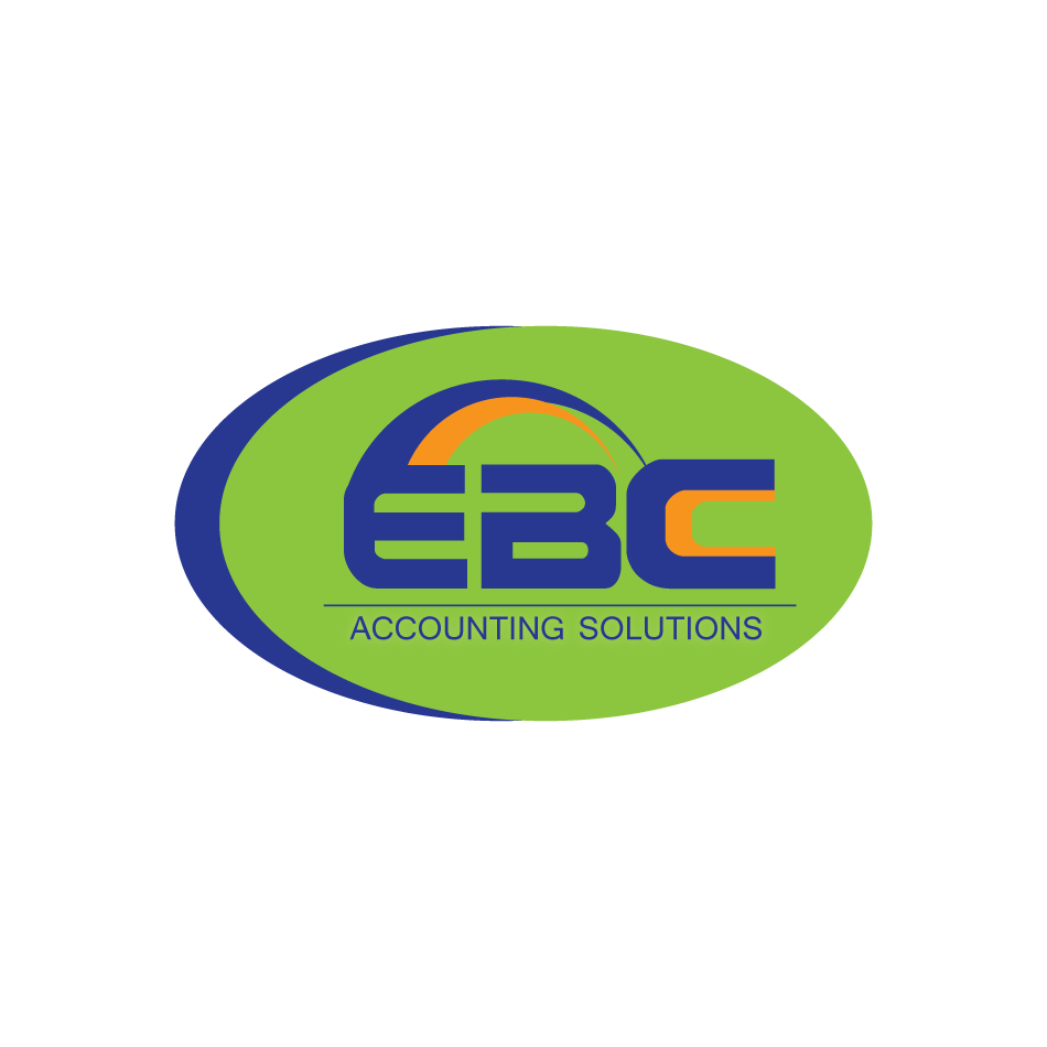 Logo Design by moonflower - Entry No. 39 in the Logo Design Contest New Logo Design for EBC Accounting Solutions.