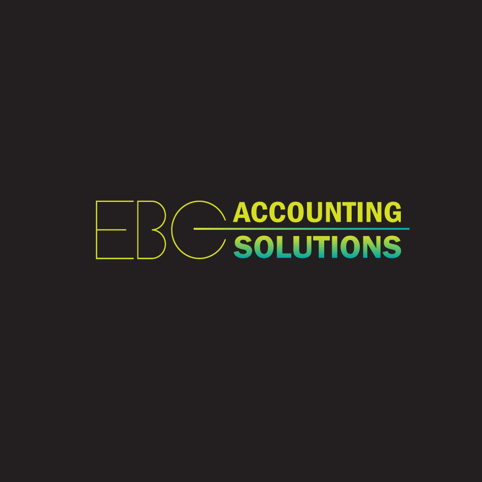 Logo Design by moonflower - Entry No. 40 in the Logo Design Contest New Logo Design for EBC Accounting Solutions.