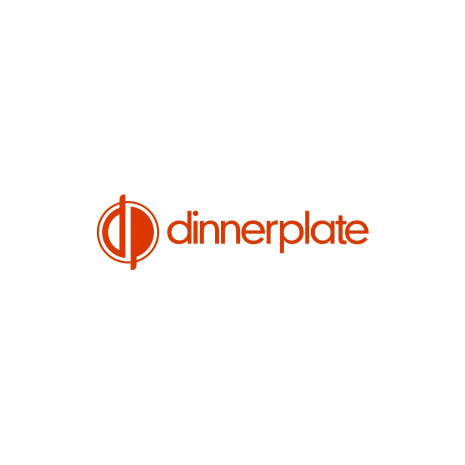 Logo Design by untung - Entry No. 19 in the Logo Design Contest Imaginative Logo Design for Dinner Plate.