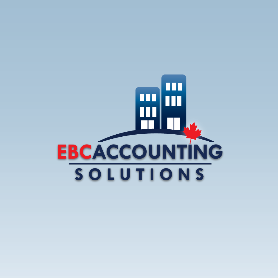 Logo Design by moonflower - Entry No. 42 in the Logo Design Contest New Logo Design for EBC Accounting Solutions.