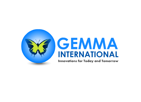 Logo Design by Ismail Adhi Wibowo - Entry No. 33 in the Logo Design Contest Artistic Logo Design for Gemma International.