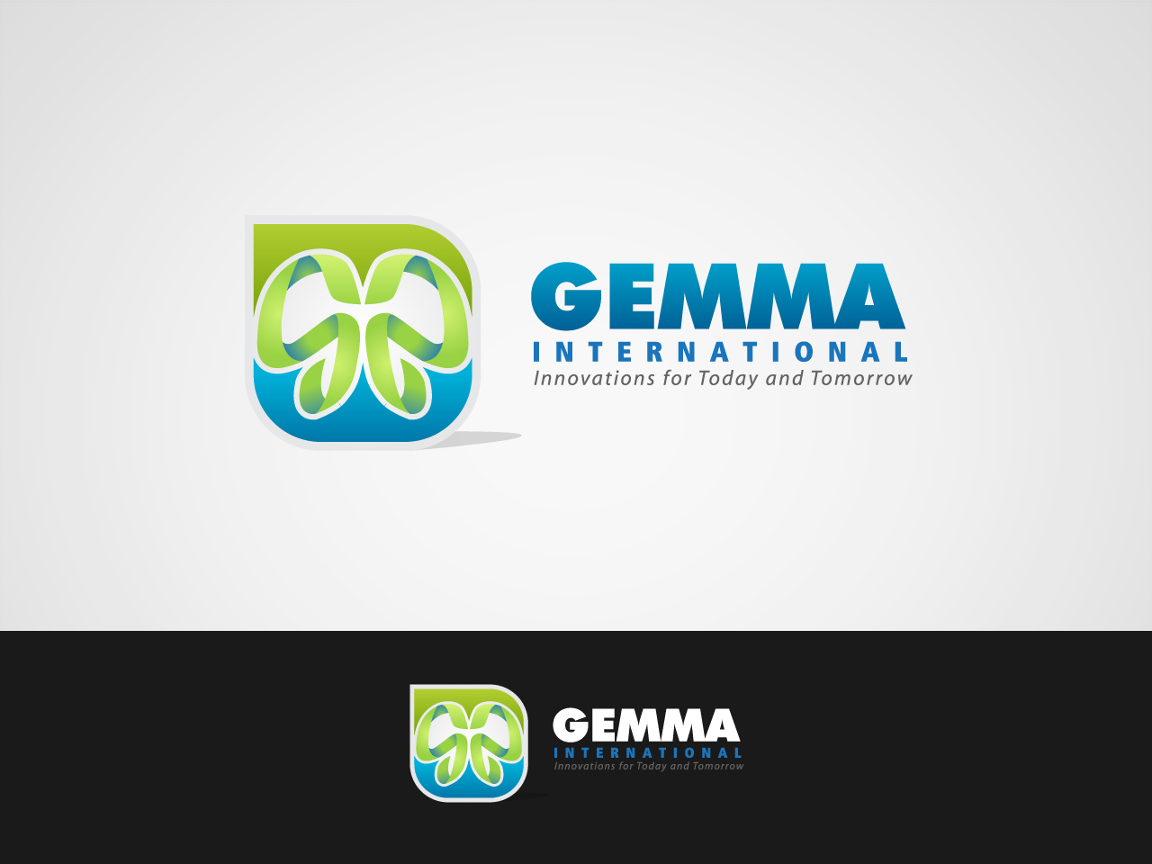 Logo Design by jpbituin - Entry No. 41 in the Logo Design Contest Artistic Logo Design for Gemma International.