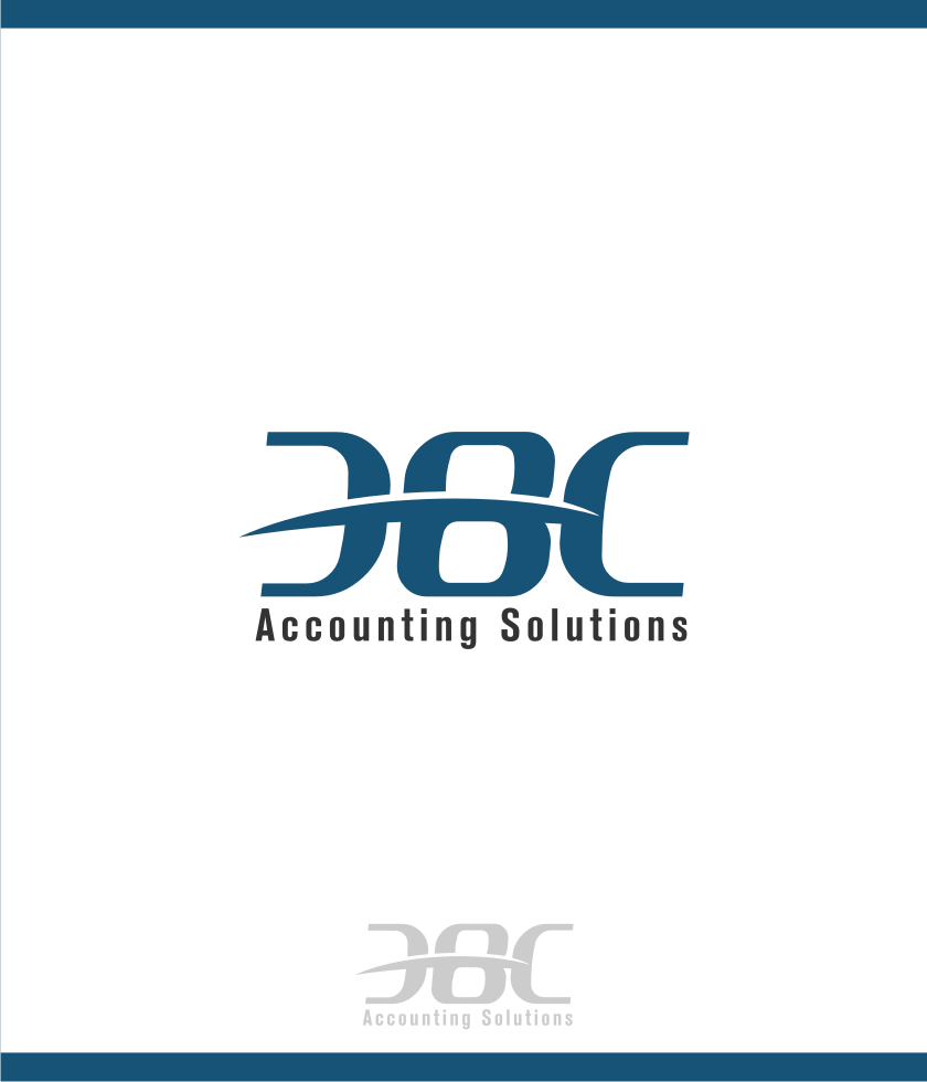 Logo Design by graphicleaf - Entry No. 46 in the Logo Design Contest New Logo Design for EBC Accounting Solutions.