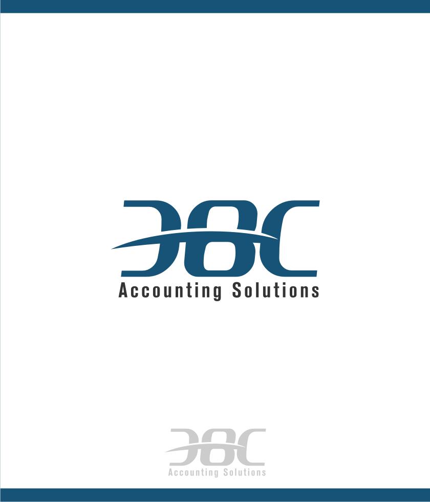 Logo Design by Muhammad Nasrul chasib - Entry No. 46 in the Logo Design Contest New Logo Design for EBC Accounting Solutions.