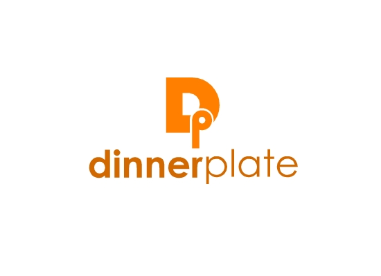 Logo Design by Ismail Adhi Wibowo - Entry No. 29 in the Logo Design Contest Imaginative Logo Design for Dinner Plate.