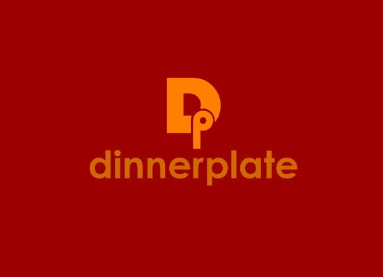 Logo Design by Ismail Adhi Wibowo - Entry No. 30 in the Logo Design Contest Imaginative Logo Design for Dinner Plate.