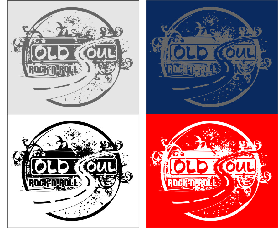 Logo Design by RasYa Muhammad Athaya - Entry No. 61 in the Logo Design Contest Unique Logo Design Wanted for Old Soul.