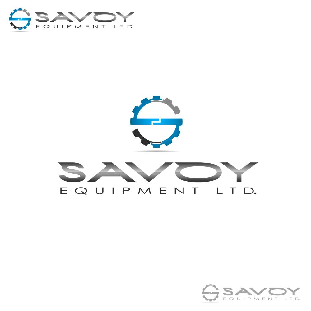 Logo Design by omARTist - Entry No. 7 in the Logo Design Contest Inspiring Logo Design for Savoy Equipment Ltd..
