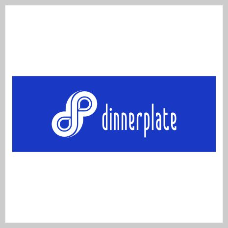 Logo Design by brown_hair - Entry No. 36 in the Logo Design Contest Imaginative Logo Design for Dinner Plate.