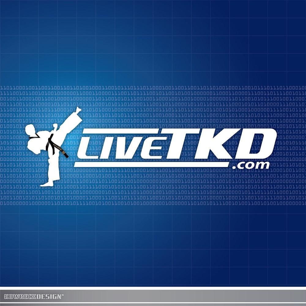 Logo Design by kowreck - Entry No. 49 in the Logo Design Contest New Logo Design for LiveTKD.com.