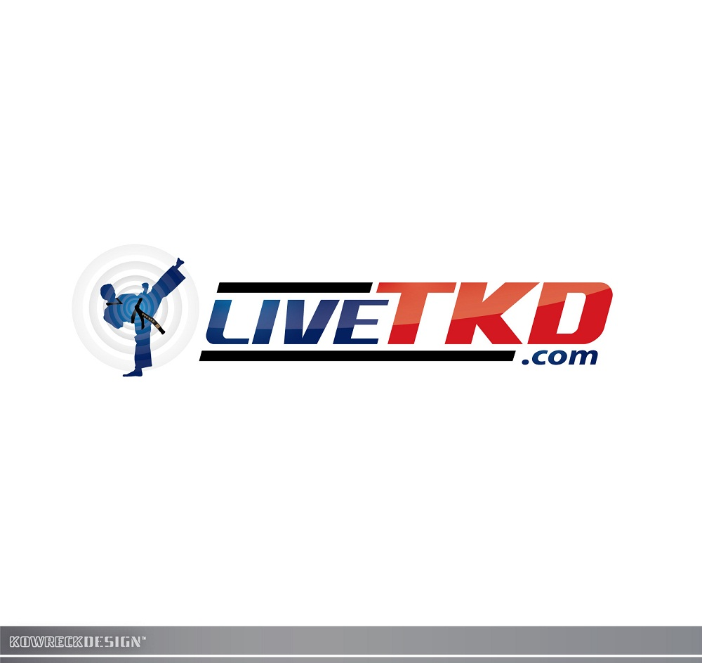 Logo Design by kowreck - Entry No. 50 in the Logo Design Contest New Logo Design for LiveTKD.com.