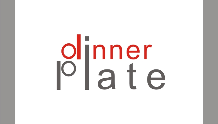 Logo Design by Shailender Kumar - Entry No. 42 in the Logo Design Contest Imaginative Logo Design for Dinner Plate.