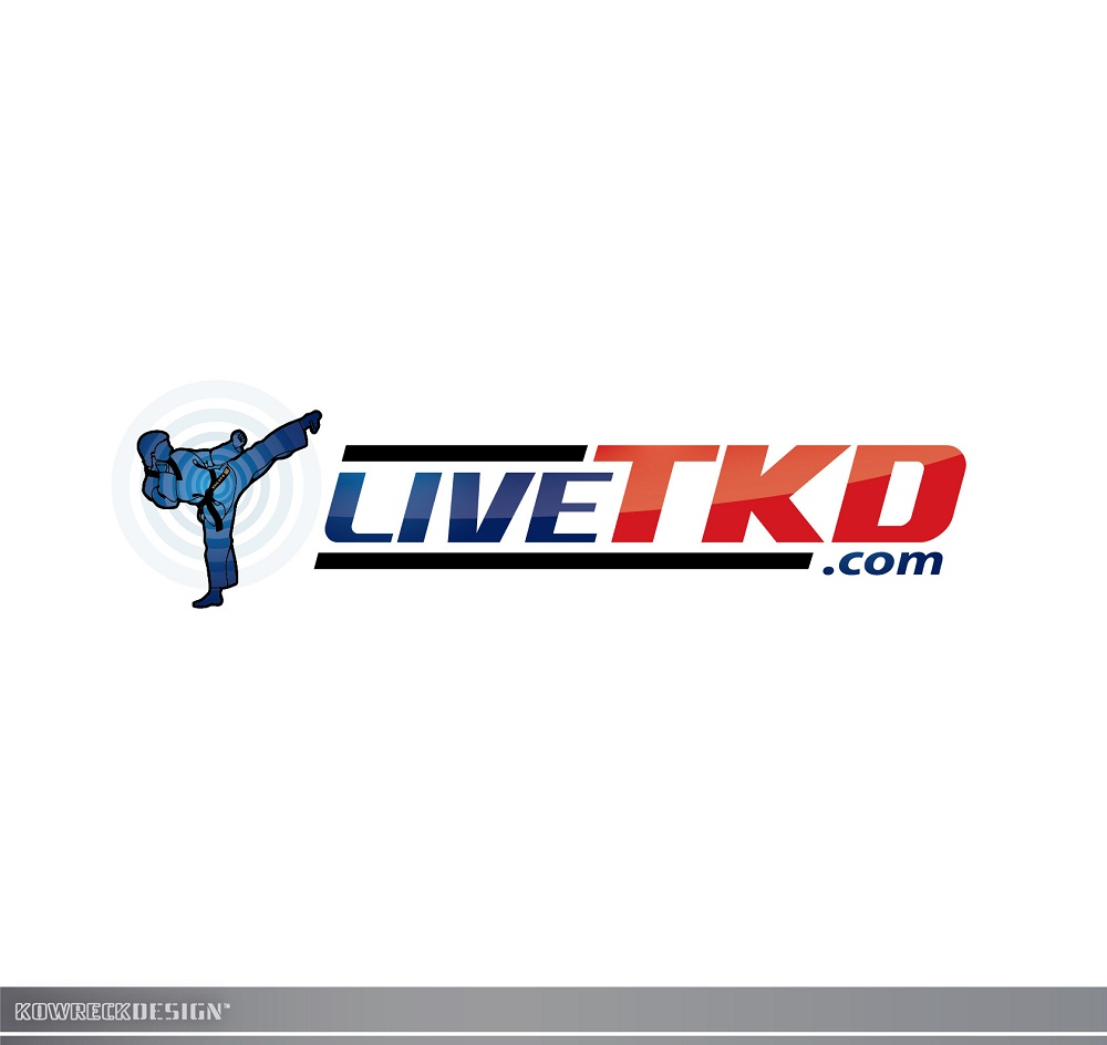 Logo Design by kowreck - Entry No. 52 in the Logo Design Contest New Logo Design for LiveTKD.com.