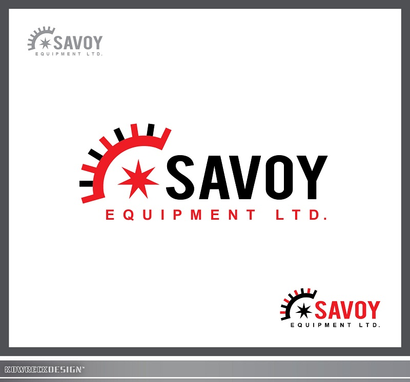 Logo Design by kowreck - Entry No. 8 in the Logo Design Contest Inspiring Logo Design for Savoy Equipment Ltd..