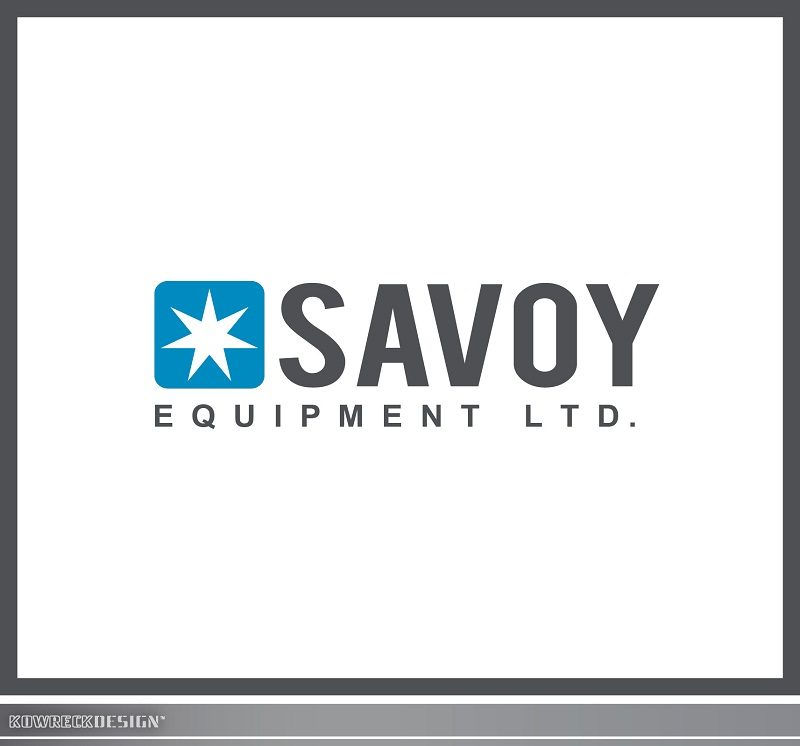 Logo Design by kowreck - Entry No. 9 in the Logo Design Contest Inspiring Logo Design for Savoy Equipment Ltd..