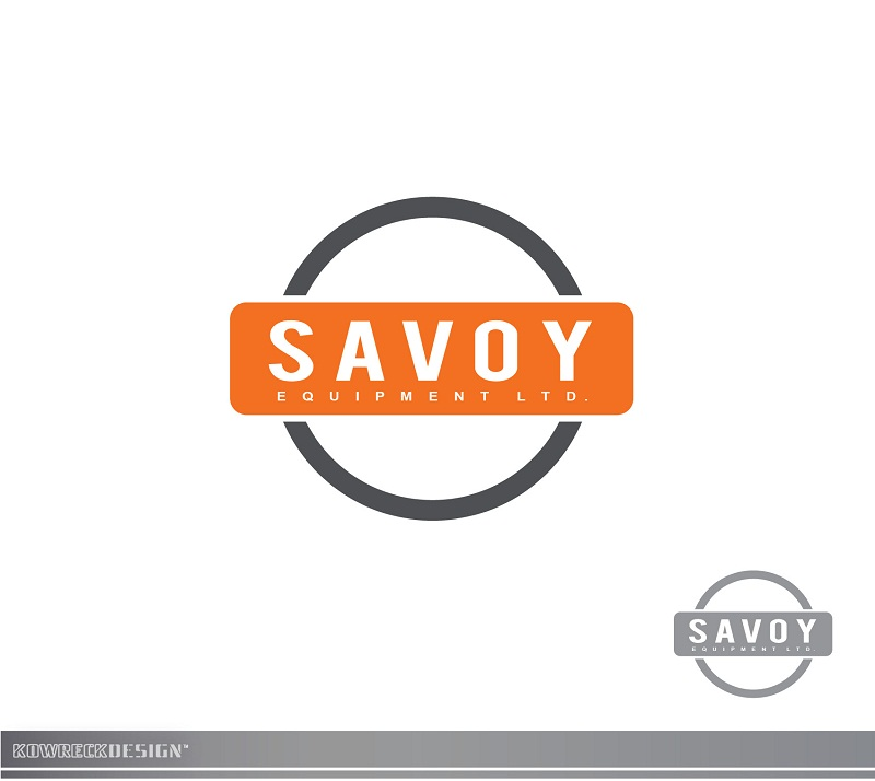 Logo Design by kowreck - Entry No. 10 in the Logo Design Contest Inspiring Logo Design for Savoy Equipment Ltd..