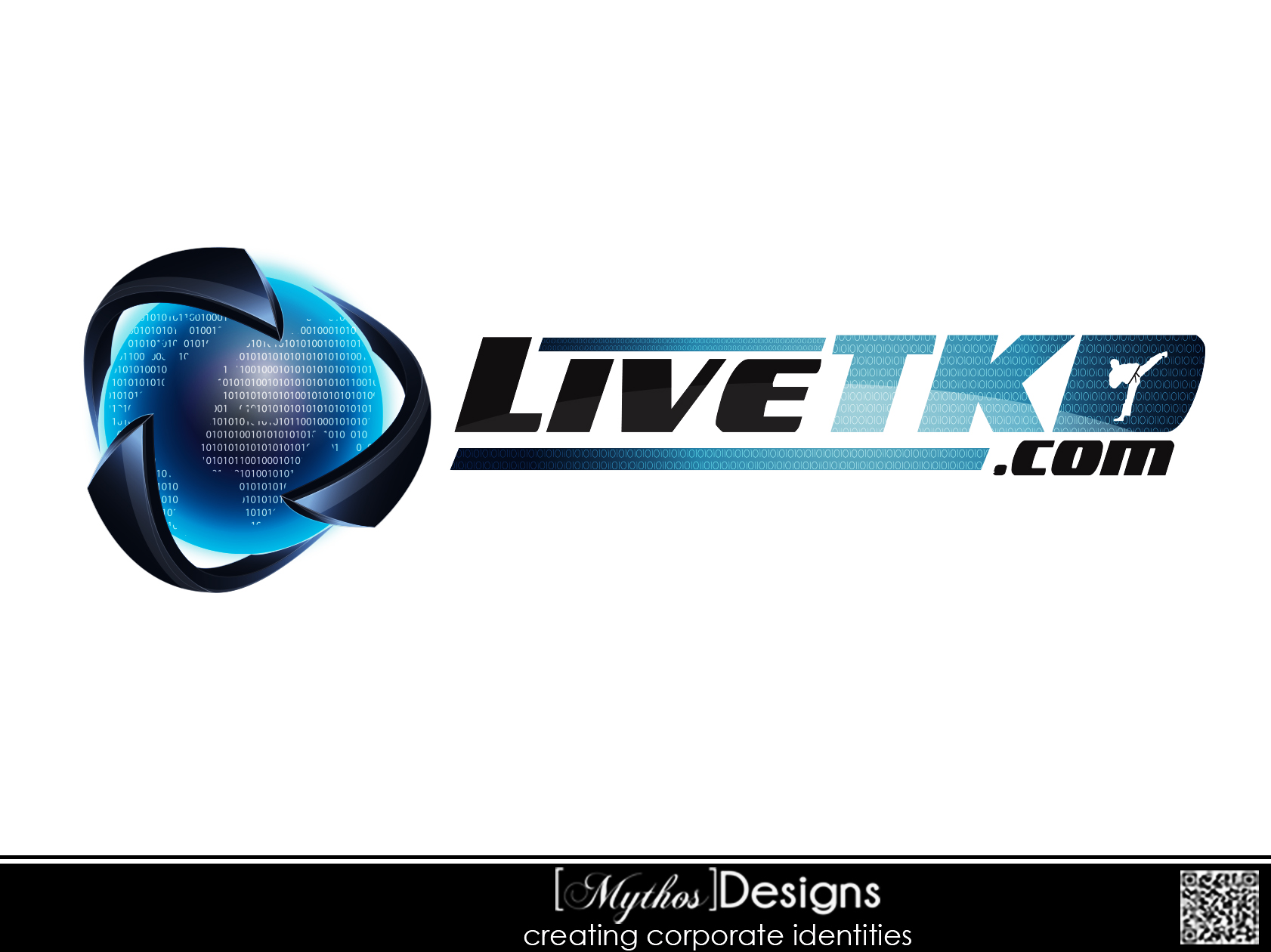 Logo Design by Mythos Designs - Entry No. 53 in the Logo Design Contest New Logo Design for LiveTKD.com.