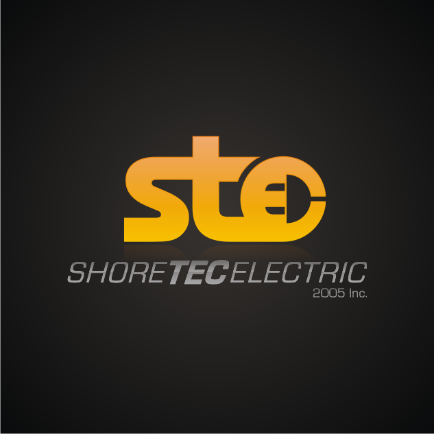 Logo Design by key - Entry No. 119 in the Logo Design Contest Shore Tec Electric 2005 Inc.