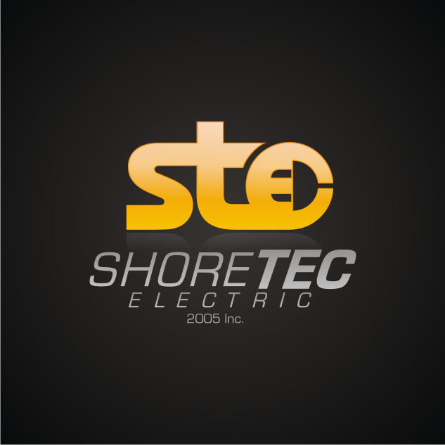 Logo Design by key - Entry No. 120 in the Logo Design Contest Shore Tec Electric 2005 Inc.