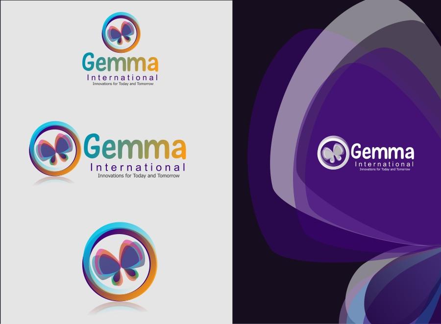 Logo Design by Private User - Entry No. 55 in the Logo Design Contest Artistic Logo Design for Gemma International.