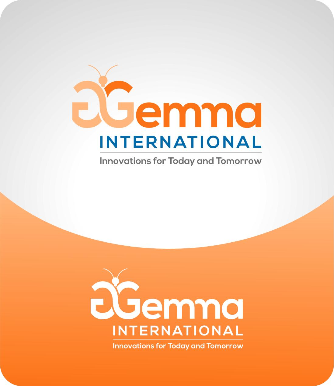 Logo Design by luvrenz - Entry No. 58 in the Logo Design Contest Artistic Logo Design for Gemma International.