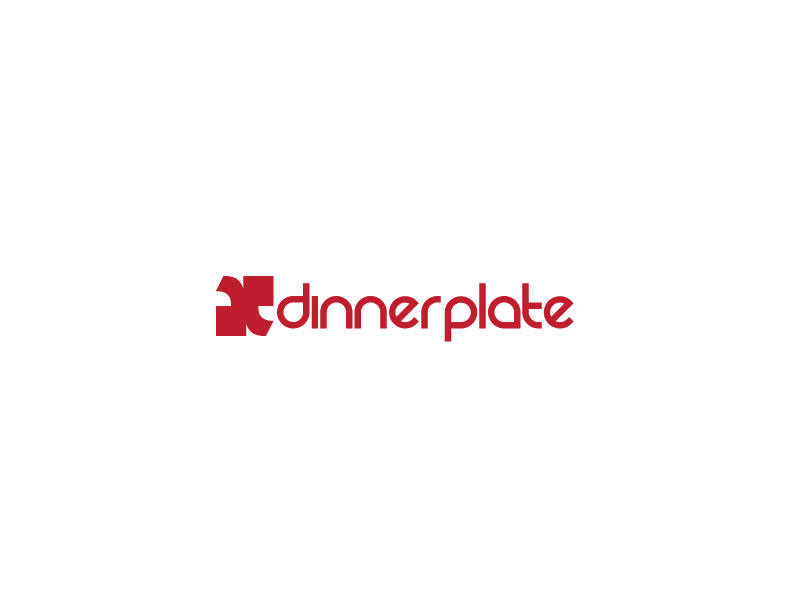 Logo Design by Mahir Hamzic - Entry No. 43 in the Logo Design Contest Imaginative Logo Design for Dinner Plate.