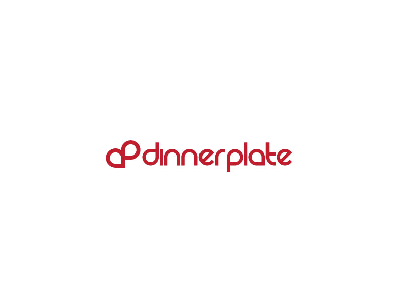 Logo Design by Mahir Hamzic - Entry No. 45 in the Logo Design Contest Imaginative Logo Design for Dinner Plate.