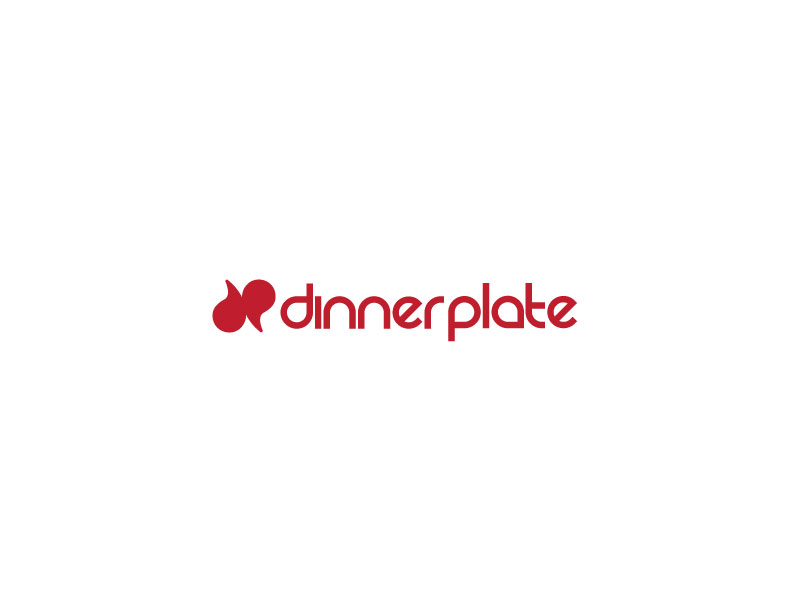 Logo Design by Mahir Hamzic - Entry No. 48 in the Logo Design Contest Imaginative Logo Design for Dinner Plate.