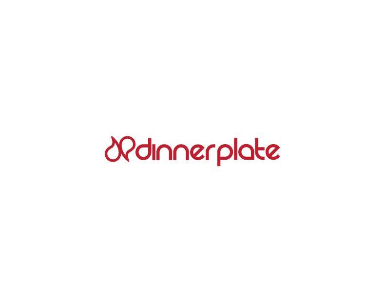 Logo Design by Mahir Hamzic - Entry No. 49 in the Logo Design Contest Imaginative Logo Design for Dinner Plate.