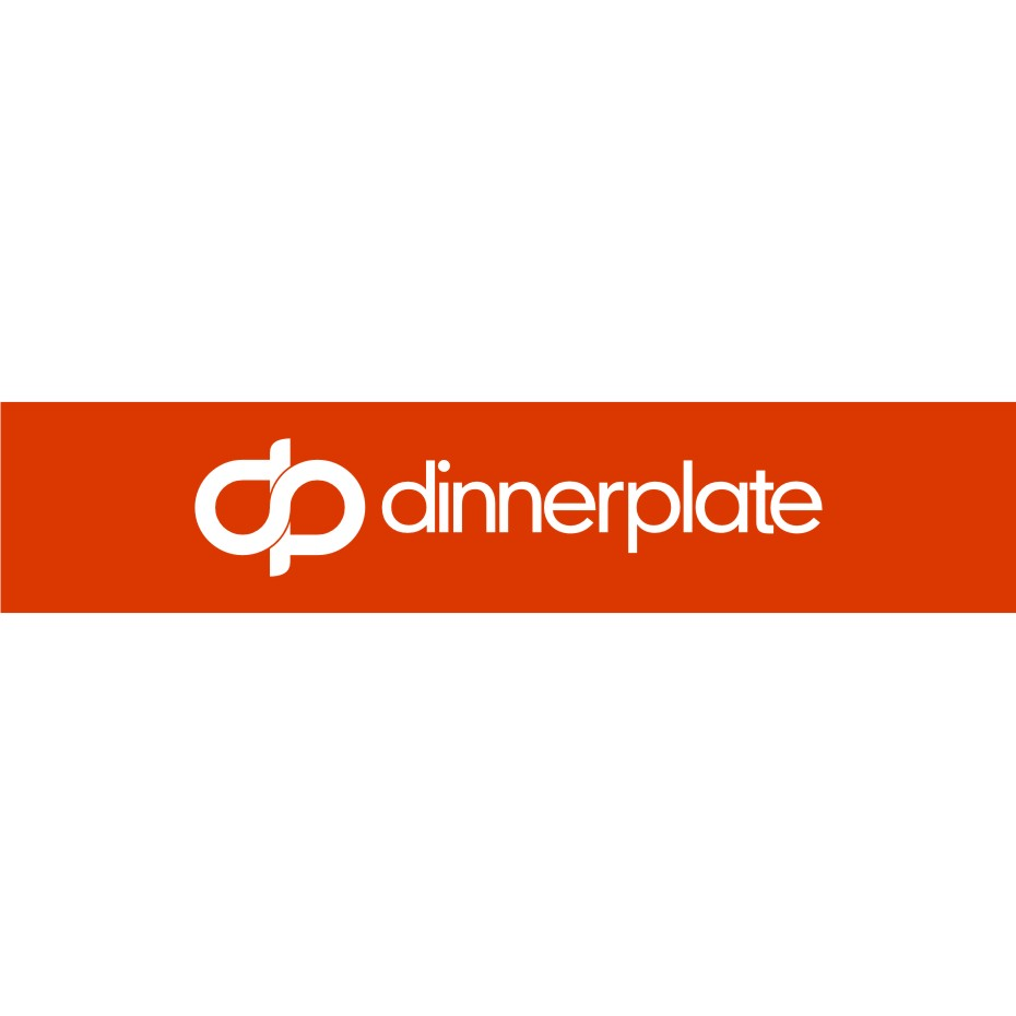 Logo Design by untung - Entry No. 52 in the Logo Design Contest Imaginative Logo Design for Dinner Plate.