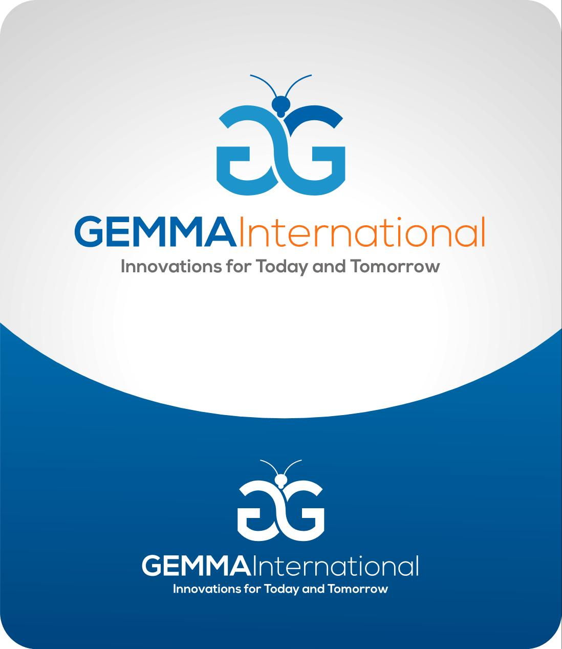 Logo Design by luvrenz - Entry No. 59 in the Logo Design Contest Artistic Logo Design for Gemma International.