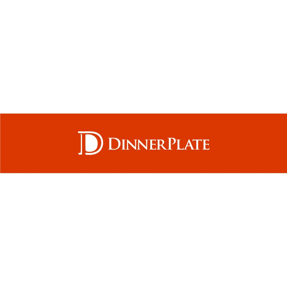Logo Design by untung - Entry No. 55 in the Logo Design Contest Imaginative Logo Design for Dinner Plate.