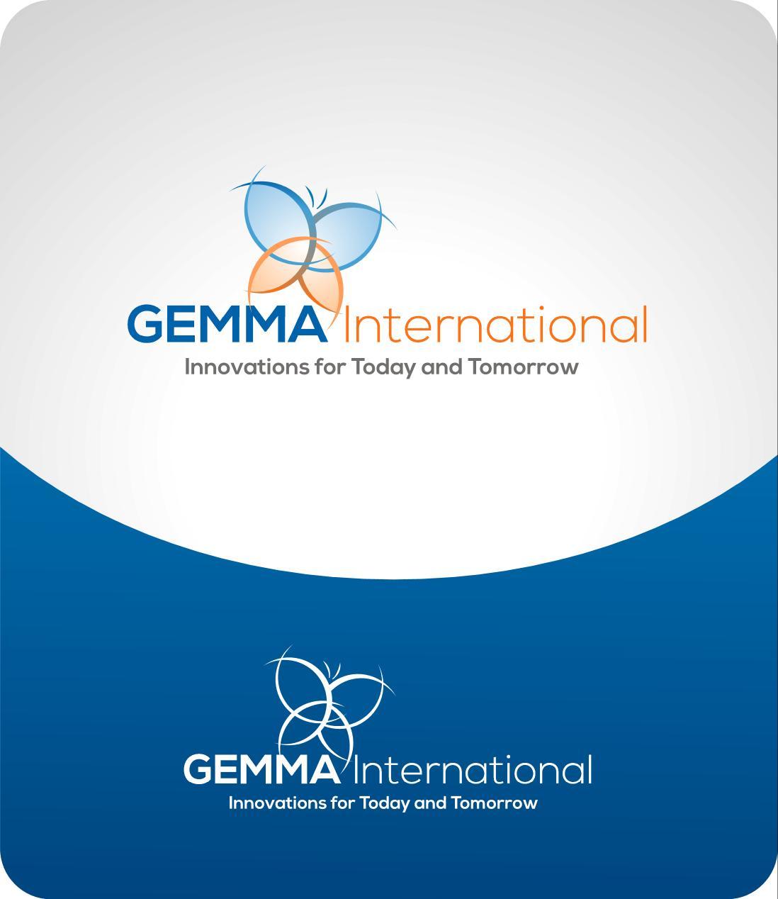 Logo Design by luvrenz - Entry No. 60 in the Logo Design Contest Artistic Logo Design for Gemma International.