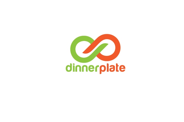 Logo Design by Digital Designs - Entry No. 56 in the Logo Design Contest Imaginative Logo Design for Dinner Plate.