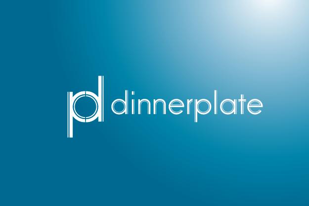 Logo Design by Private User - Entry No. 57 in the Logo Design Contest Imaginative Logo Design for Dinner Plate.