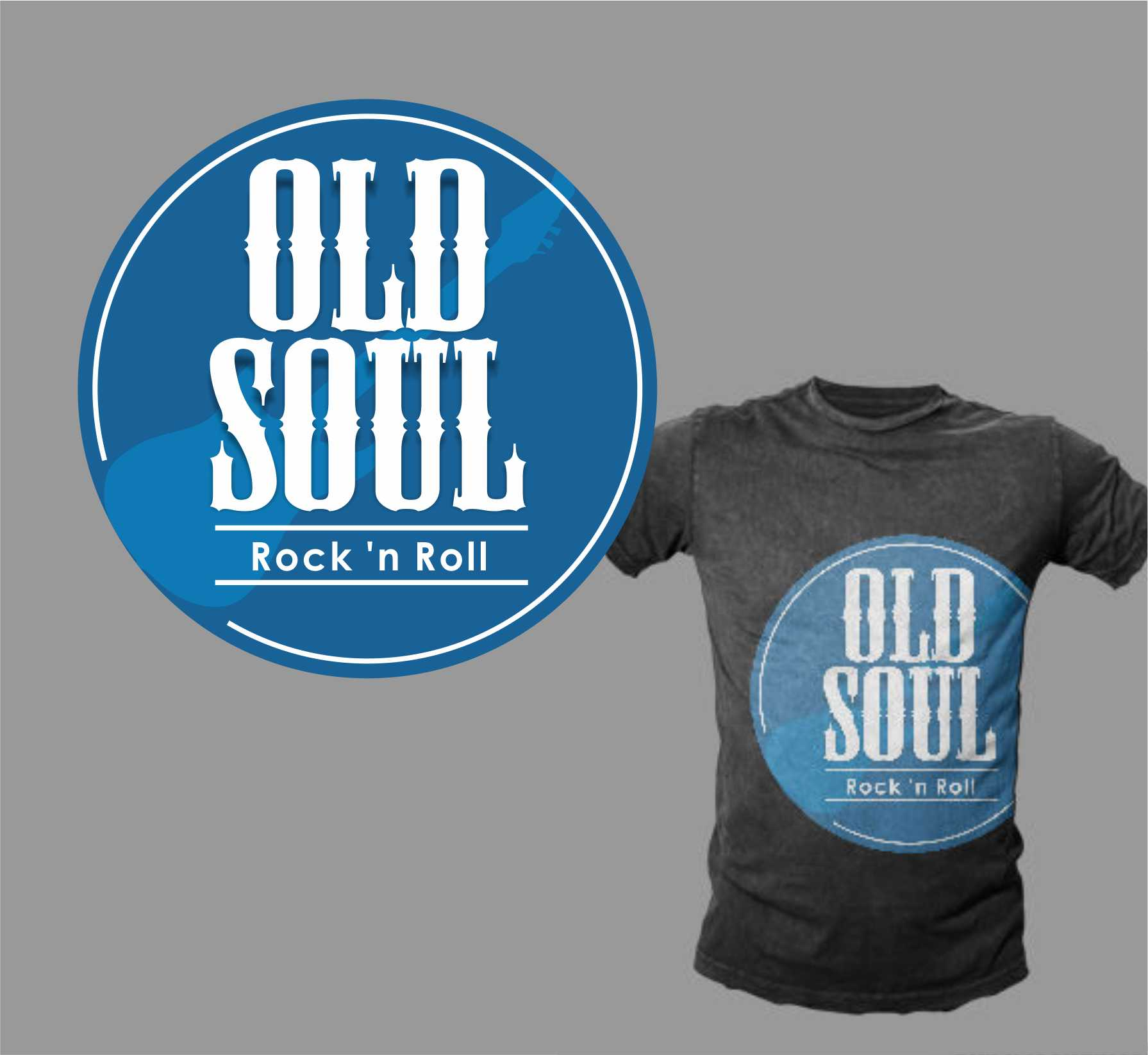 Logo Design by Sandeep Parab - Entry No. 76 in the Logo Design Contest Unique Logo Design Wanted for Old Soul.