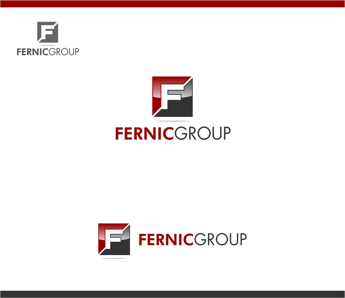 Logo Design by haidu - Entry No. 20 in the Logo Design Contest Artistic Logo Design for Fernic Goup.