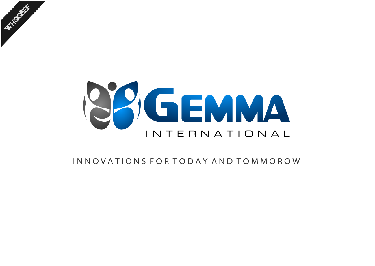 Logo Design by whoosef - Entry No. 62 in the Logo Design Contest Artistic Logo Design for Gemma International.