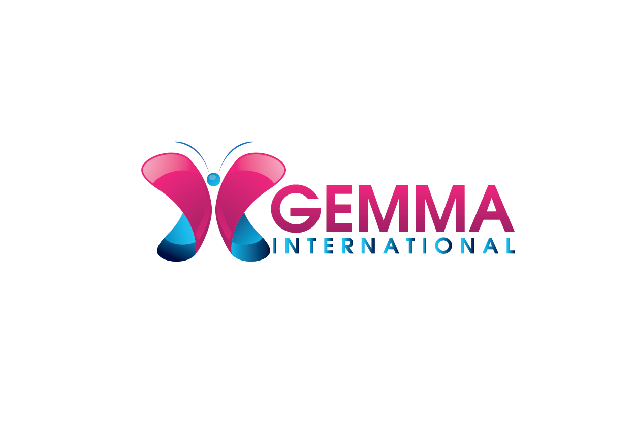 Logo Design by Private User - Entry No. 63 in the Logo Design Contest Artistic Logo Design for Gemma International.