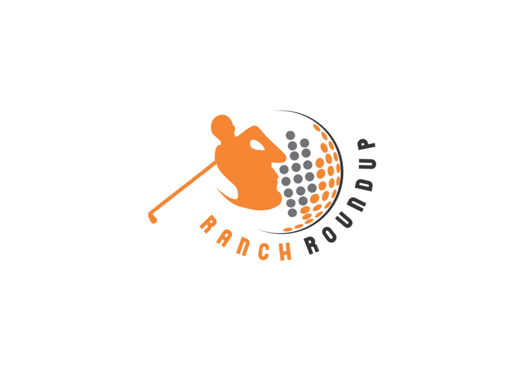 Logo Design by Private User - Entry No. 12 in the Logo Design Contest Captivating Logo Design for Ranch Roundup.