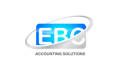 Logo Design by Keshav Karotra - Entry No. 51 in the Logo Design Contest New Logo Design for EBC Accounting Solutions.