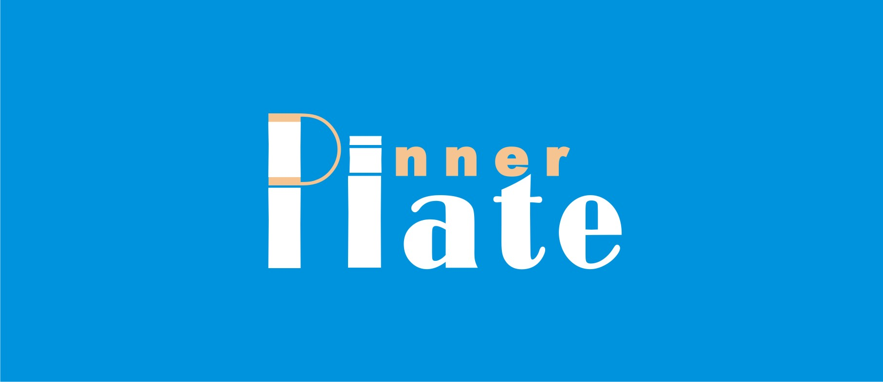 Logo Design by Shailender Kumar - Entry No. 59 in the Logo Design Contest Imaginative Logo Design for Dinner Plate.