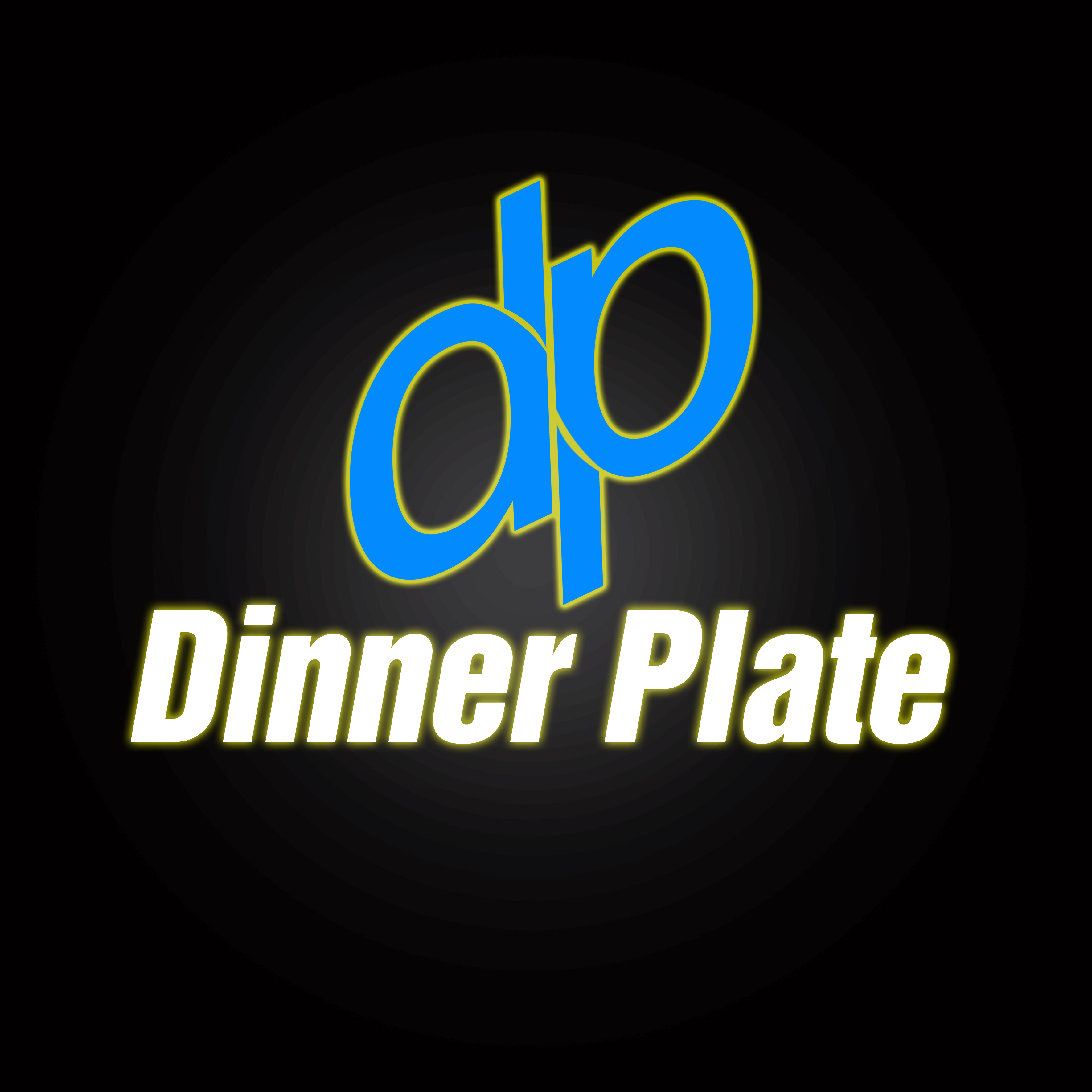 Logo Design by Roberto Sibbaluca - Entry No. 62 in the Logo Design Contest Imaginative Logo Design for Dinner Plate.