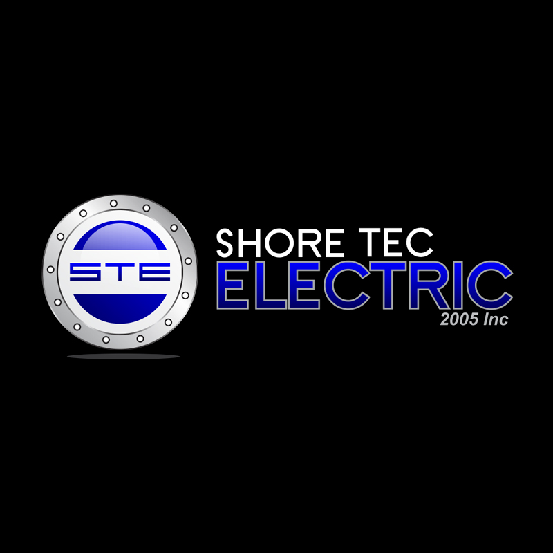 Logo Design by LukeConcept - Entry No. 121 in the Logo Design Contest Shore Tec Electric 2005 Inc.