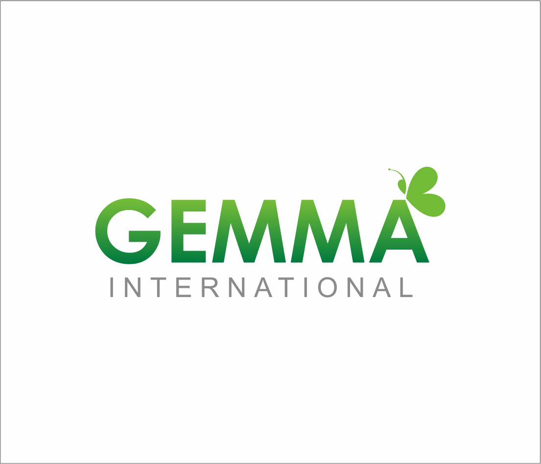 Logo Design by Armada Jamaluddin - Entry No. 72 in the Logo Design Contest Artistic Logo Design for Gemma International.