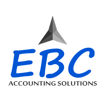 Logo Design by Ben ali Fethi - Entry No. 64 in the Logo Design Contest New Logo Design for EBC Accounting Solutions.