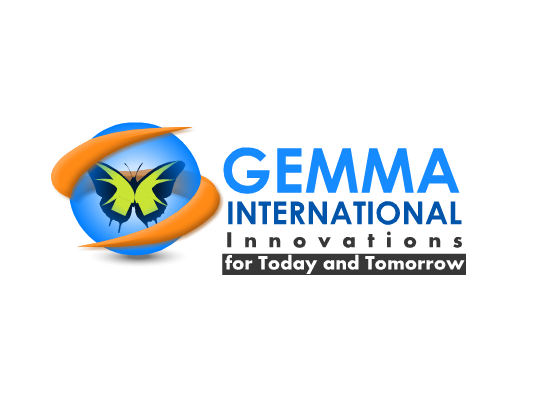 Logo Design by Ismail Adhi Wibowo - Entry No. 73 in the Logo Design Contest Artistic Logo Design for Gemma International.