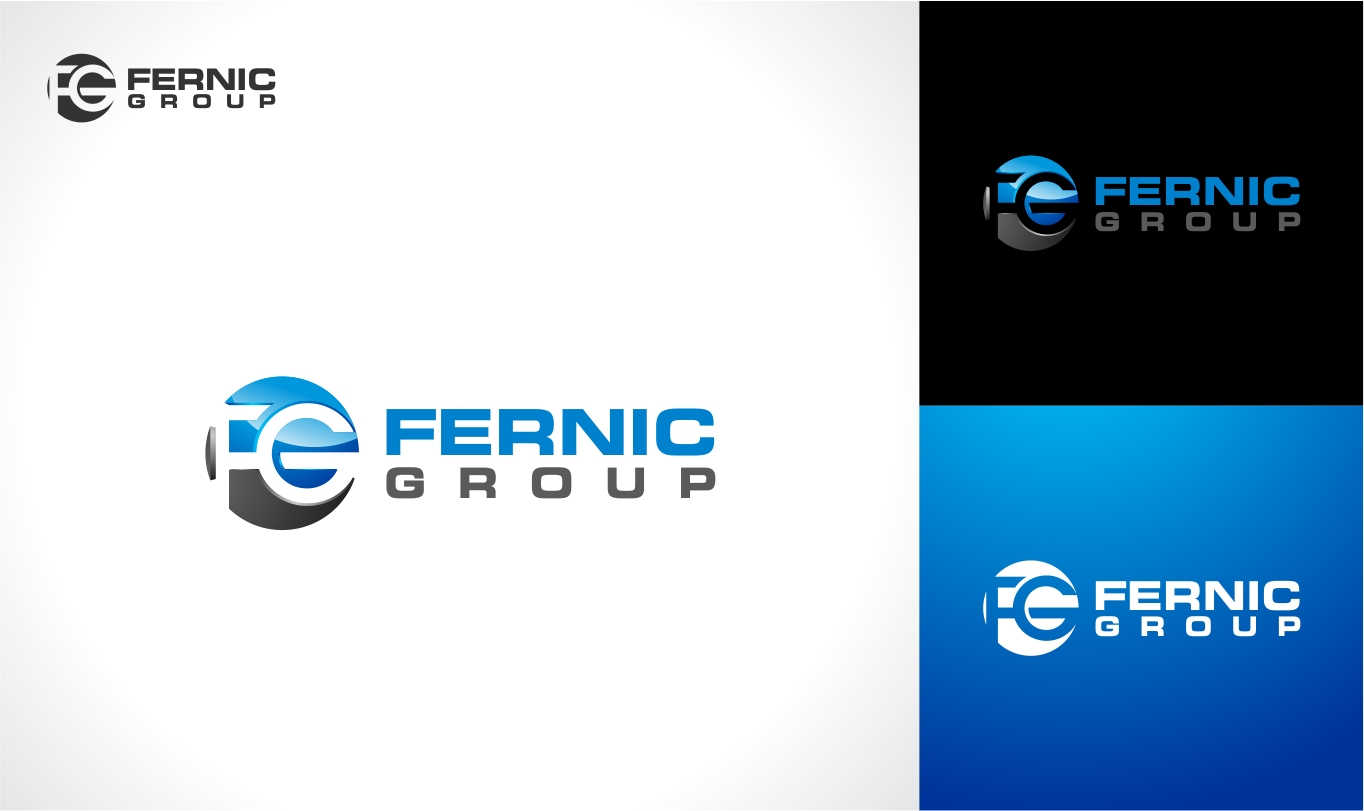 Logo Design by haidu - Entry No. 30 in the Logo Design Contest Artistic Logo Design for Fernic Goup.