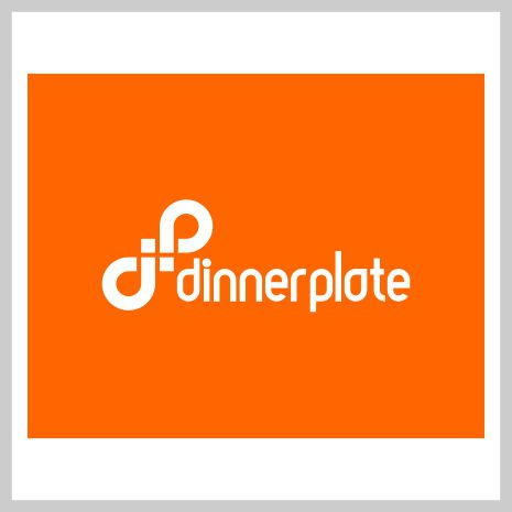 Logo Design by brown_hair - Entry No. 72 in the Logo Design Contest Imaginative Logo Design for Dinner Plate.